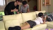 หนังxxx Hot japan girl in group sex video ร้อน